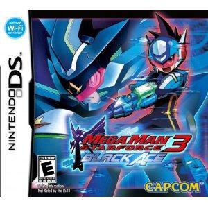 Mega Man Starforce 3 Black Ace