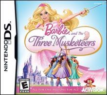Barbie: Three Musketeers