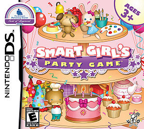 Smart Girls Party Game