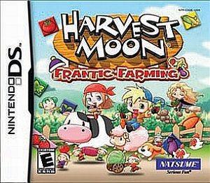 Harvest Moon: Frantic Farming