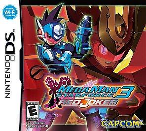 Mega Man Starforce 3
