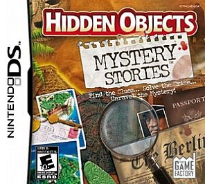 Hidden Objects Mystery Stories
