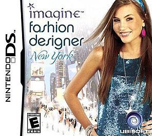 Imagine: Fashion Designer