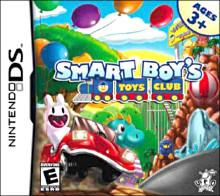 Smart Boys: Toys Club