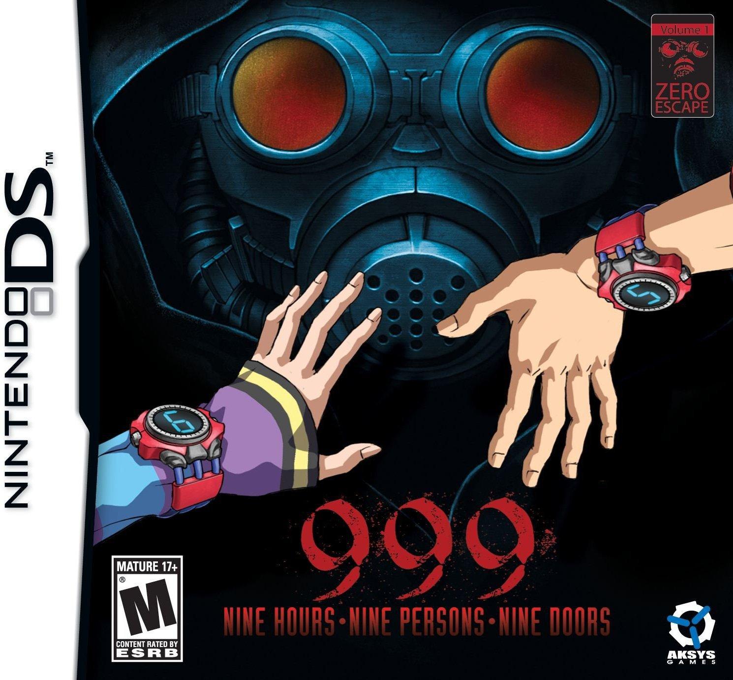 999: 9 Hours 9 Persons 9 Doors