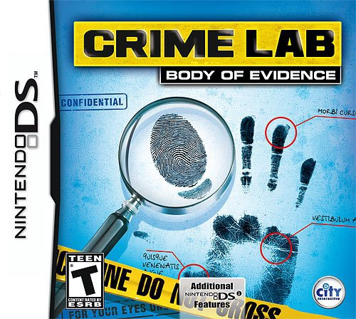 Crime Lab Body of Evidence