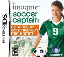 Imagine: Soccer Captain