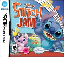 Disneys Stitch Jam