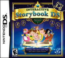 Interactive Storybook DS