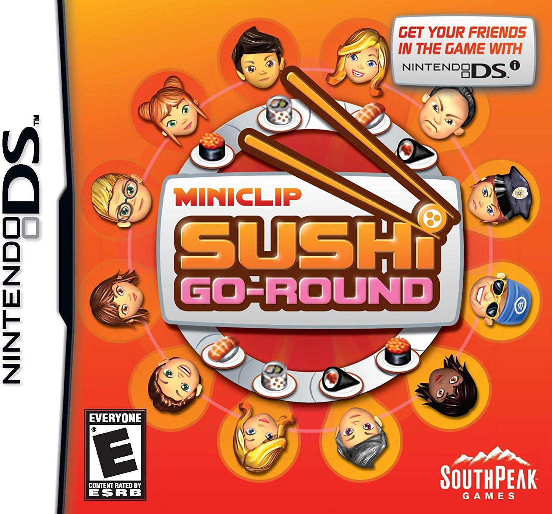Sushi Go Round Miniclip