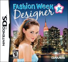 Fashion Week Jr Designer