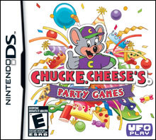 Chuck E Cheeses: Party Games