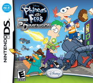 Phineas and Ferb 2nd Dimension