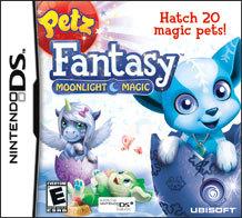 Petz Fantasy Moonlight Magic