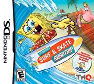 Spongebobs Surf & Skate