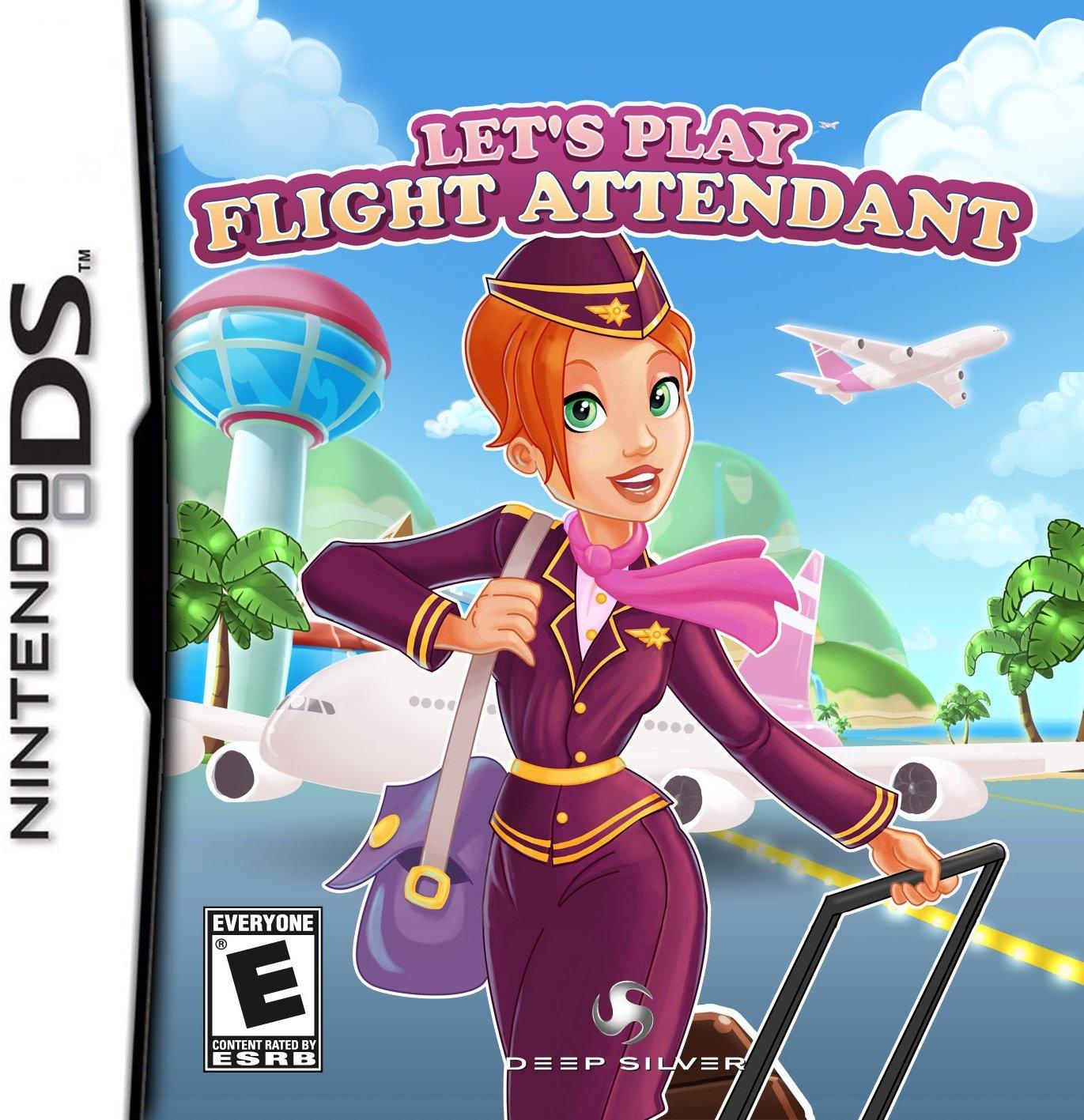Lets Play Flight Attendant