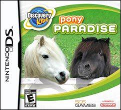 Discovery Kids Pony Paradise