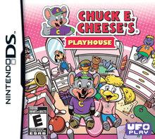 Chuck E Cheeses Playhouse