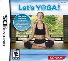 Lets Yoga!