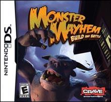 Monster Mayhem: Build & Battle