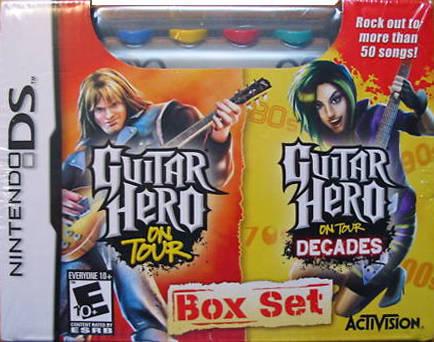 Guitar Hero Box Set