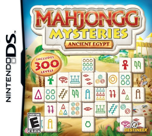 Mahjongg Mysteries