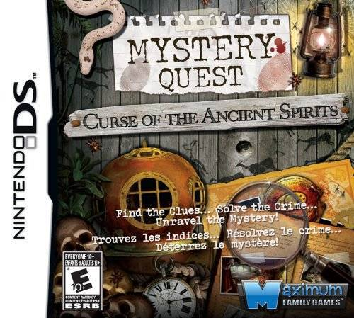 Mystery Quest