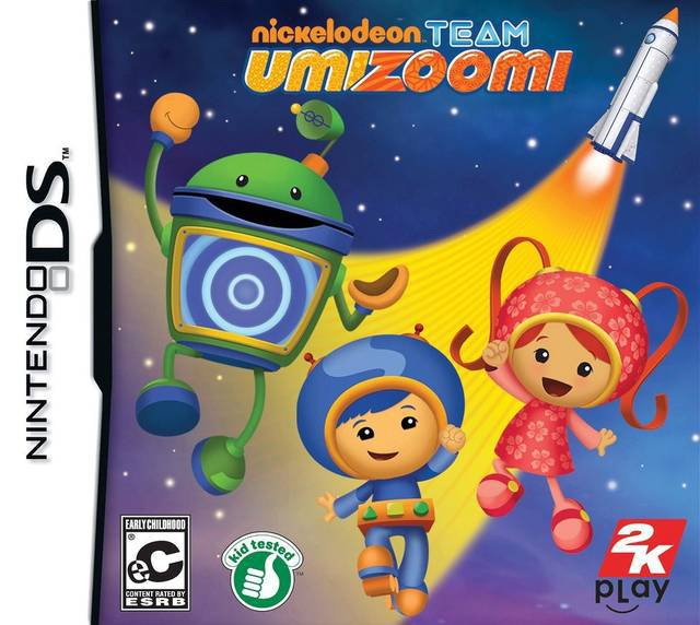 Nickelodeon: Team Umi Zoomi