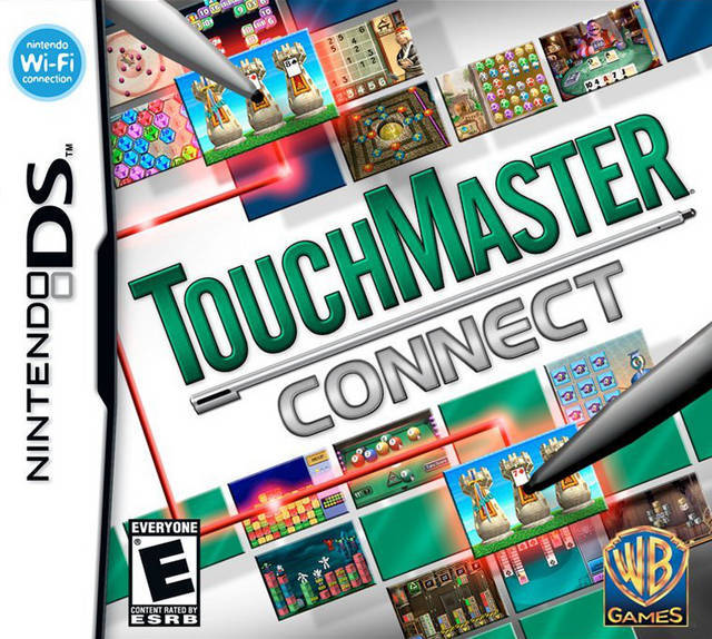 Touch Master: Connect