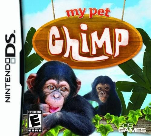 My Pet: Chimp