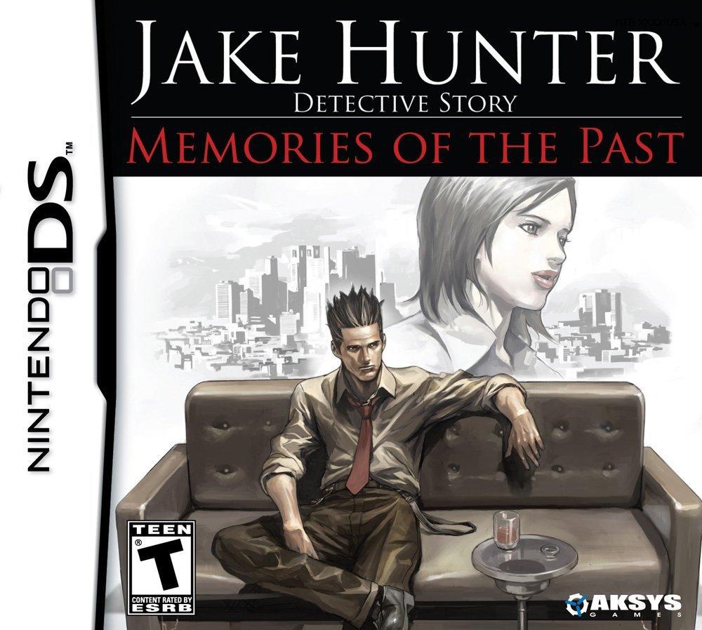 Jake Hunter Detective Story
