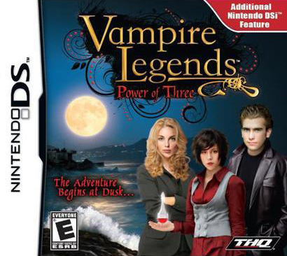 Vampire Legends Power of Three