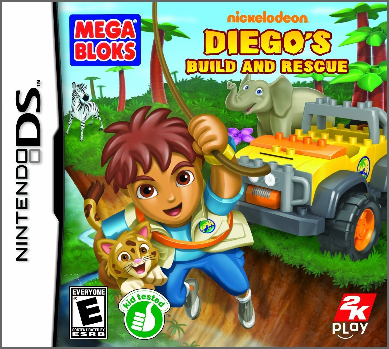Diegos Build and Rescue