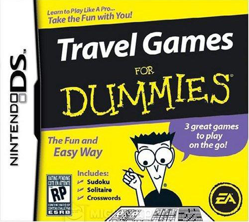 Travel Games for Dummies