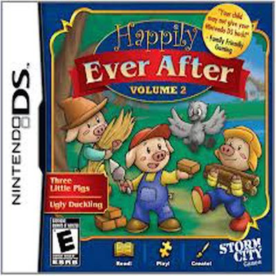 Happily Ever After Volume 2