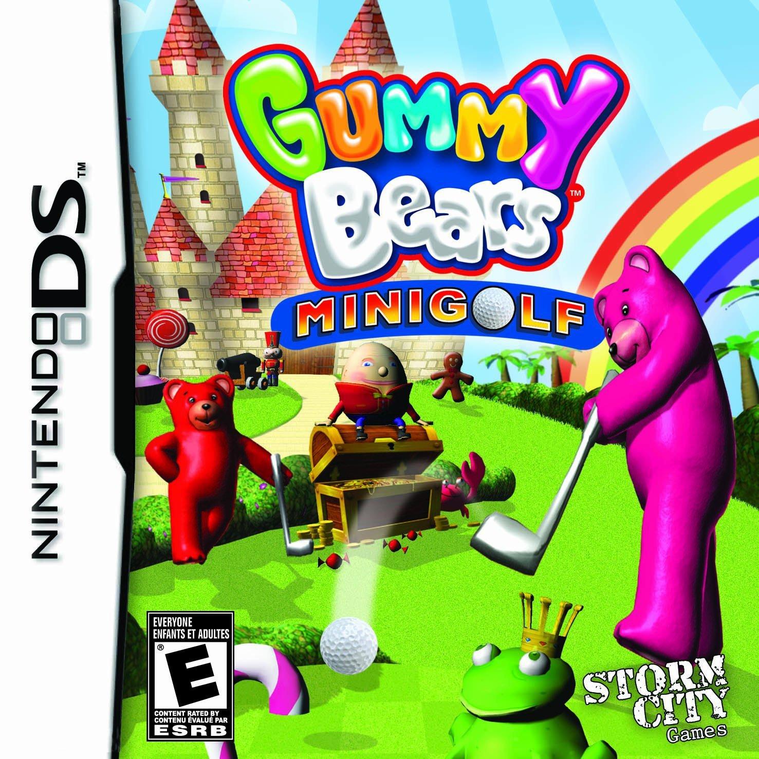 Gummy Bears Minigolf