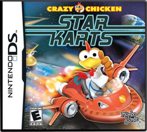 Crazy Chicken Star Karts