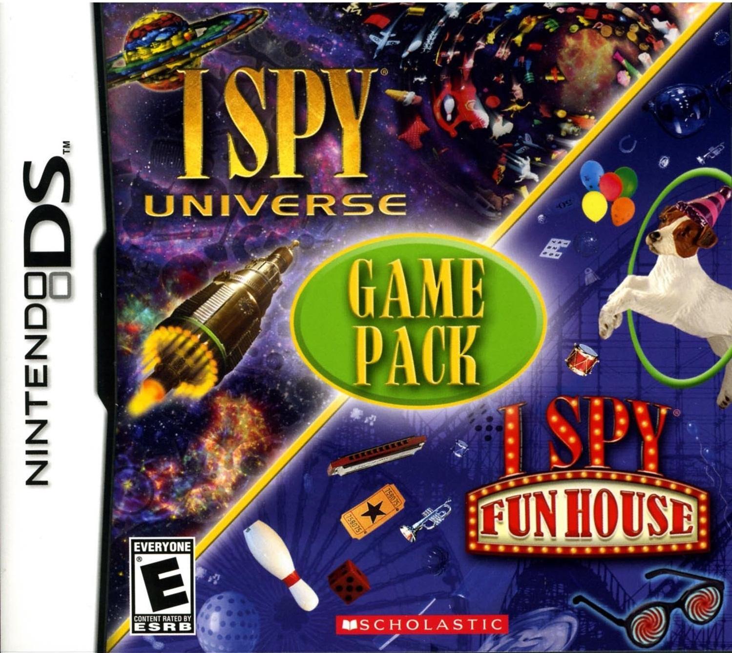 I Spy Game Pack