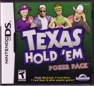 Texas Hold Em Poker Pack