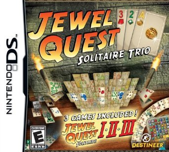 Jewel Quest Solitaire Trio