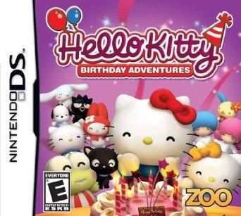 Hello Kitty Birthday Adventure