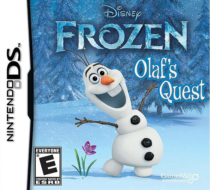 Frozen: Olafs Quest