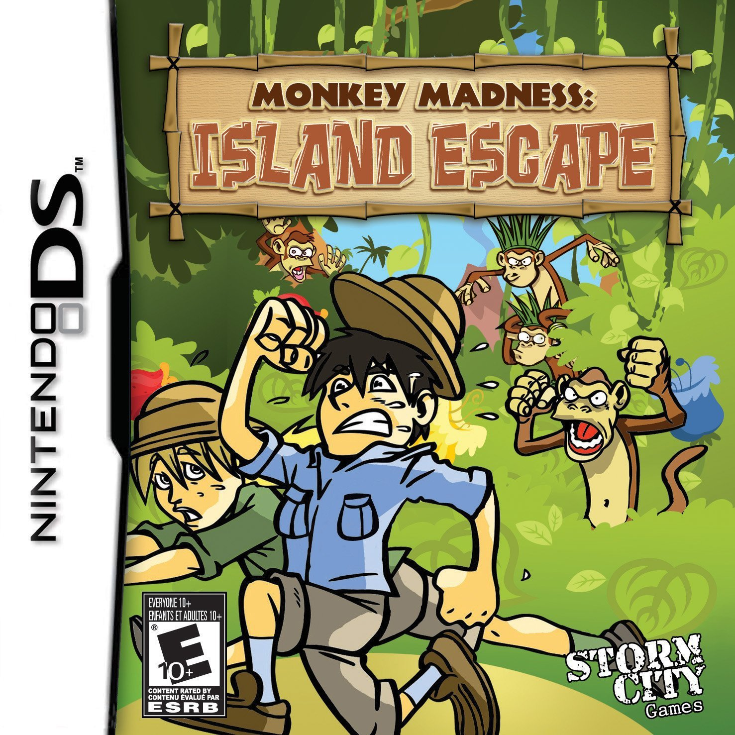 Monkey Madness: Island Escape