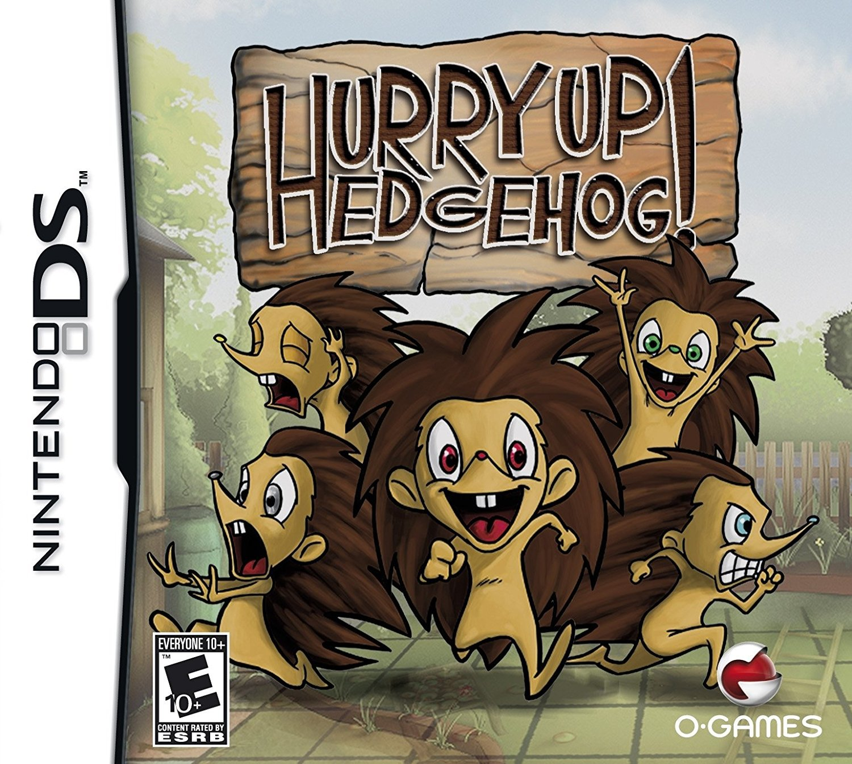 Hurry Up Hedgehog!