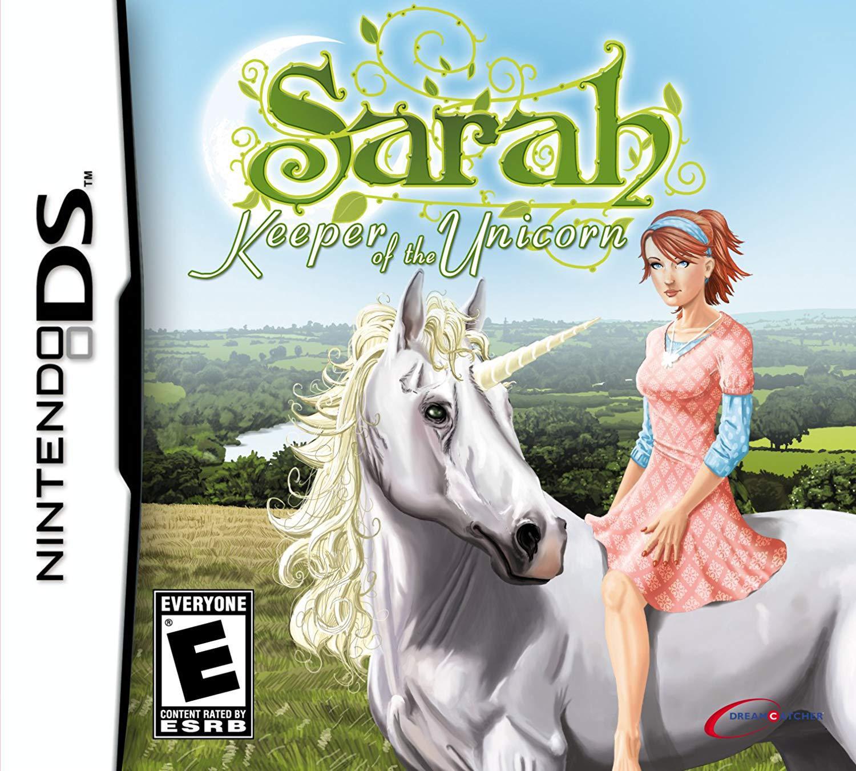 Sarah Keeper of the Unicorn