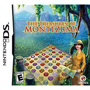 Treasures of Montezuma, The