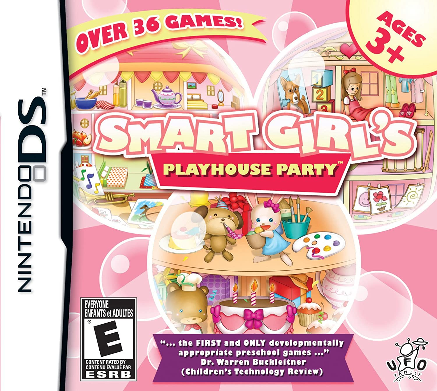Smart Girls Playhouse Party