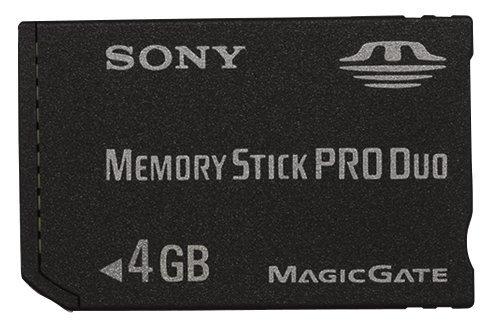 Memory Stick Pro Duo - 4.0 GB