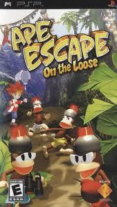 Ape Escape: On The Loose