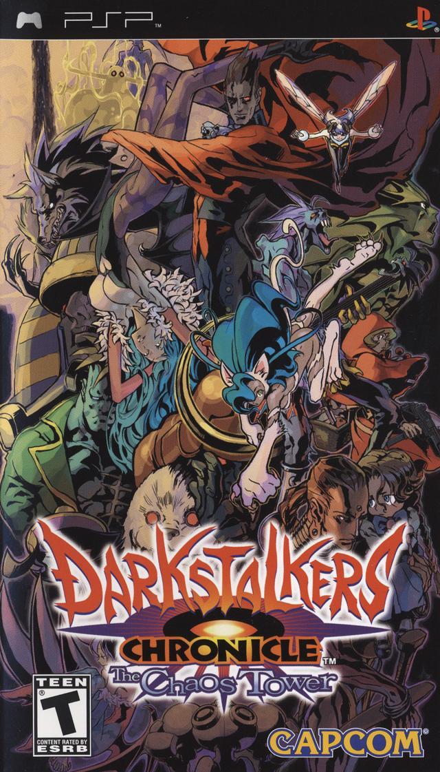 Darkstalkers Chronicle